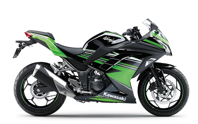 Ninja 300 KRT Edition ABS