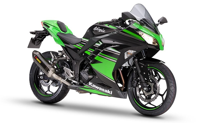 Ninja 300 Performance KRT Edition ABS