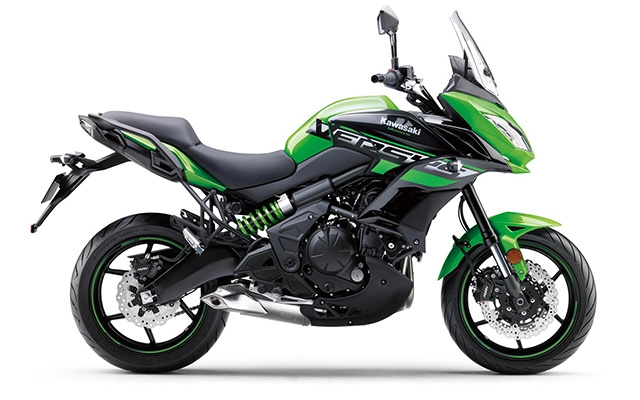 Kawasaki Versys 650  Green/Black