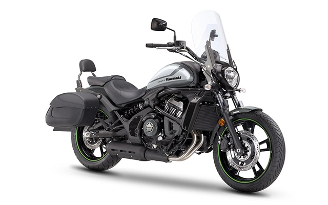 Kawasaki Vulcan S Café Light Tourer