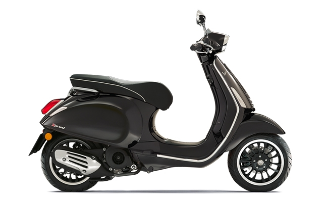 Vespa Sprint 125 ABS E4